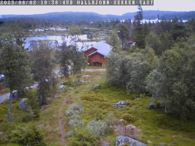 Webcam øst
